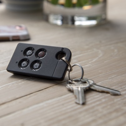Mansfield security key fob