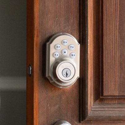 Mansfield security smartlock
