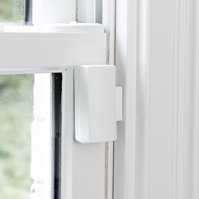 Mansfield security window sensor